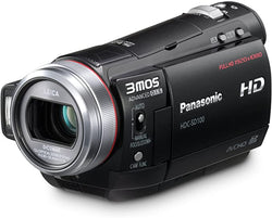 Panasonic HDC-SD100 Flash Memory High Definition Camcorder with 12x Optical Zoom (Discontinued by Manufacturer)