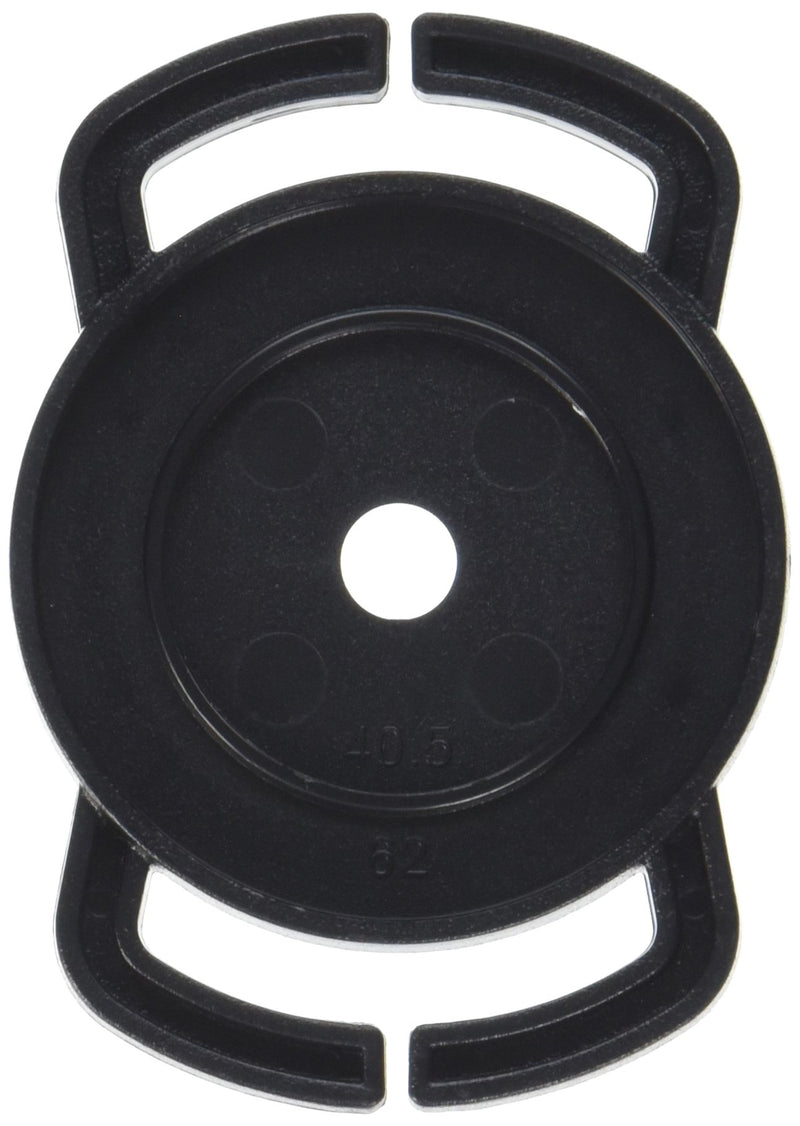 Cap Buckle CB200DE Lens Cap Holder 62-49-40.5 (Black)