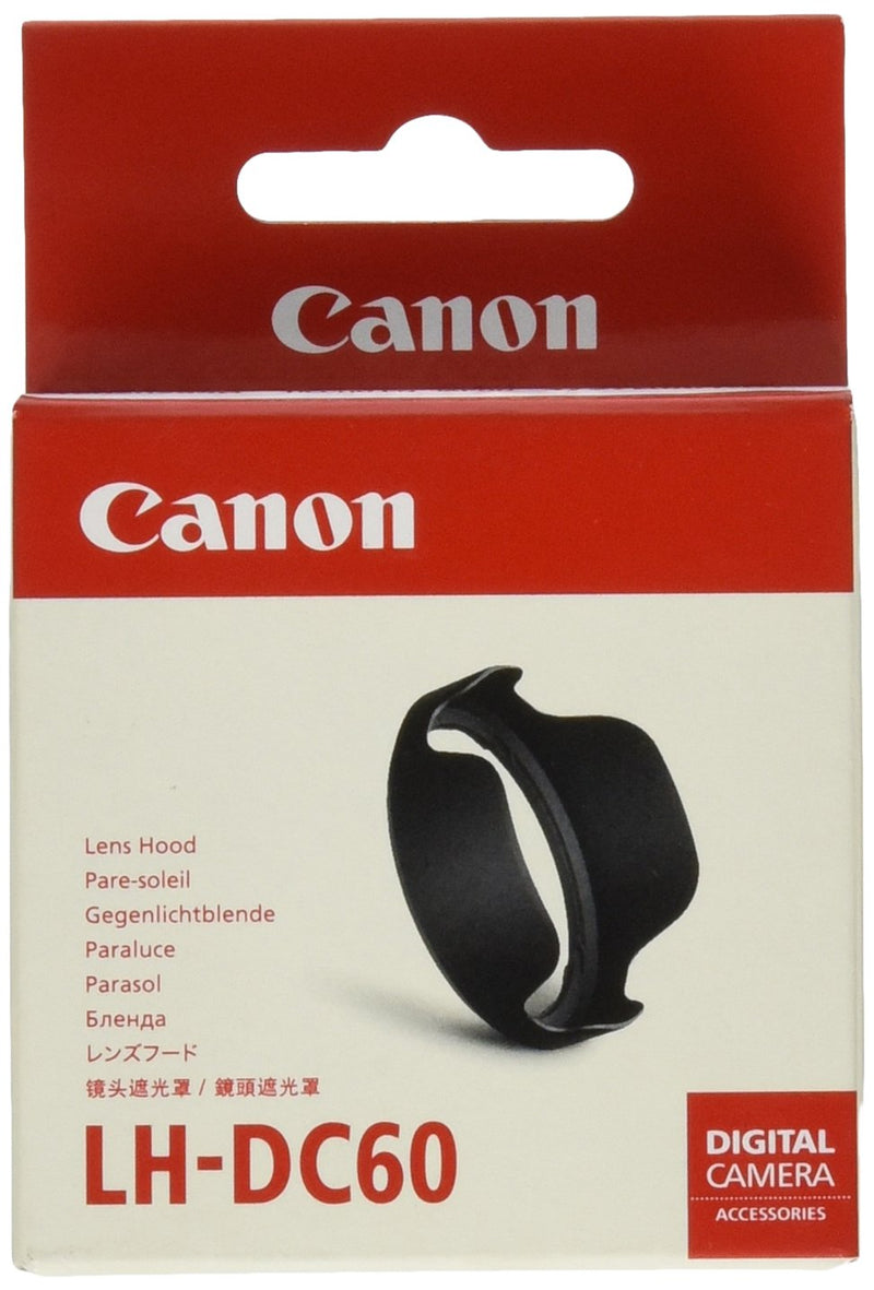 Canon LH-DC60 Lens Hood for the PowerShot SX40 HS and SX30 IS Digital Cameras