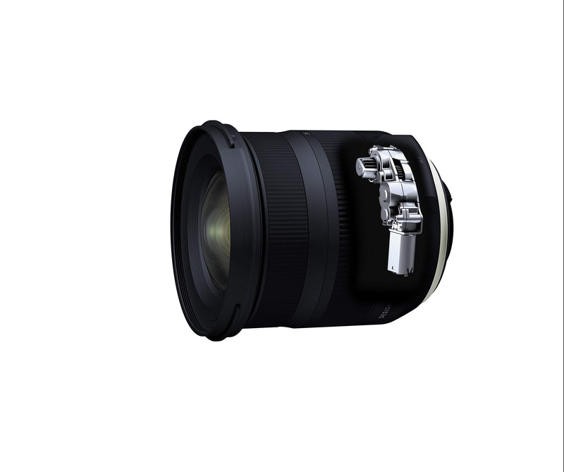 Tamron AFA037C700 17-35mm f/2.8-4 DI OSD Lens for Canon Digital SLR Cameras, Black