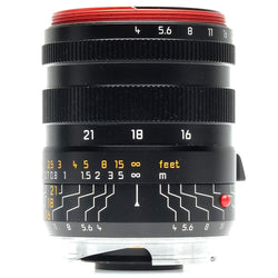 Leica 16-18-21mm f/4.0 M-Tri-Elmar Aspherical Manual Focus Lens (11626)
