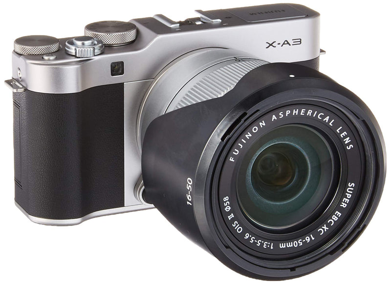 Fujifilm X-A3 Mirrorless Digital Camera with 16-50mm Len