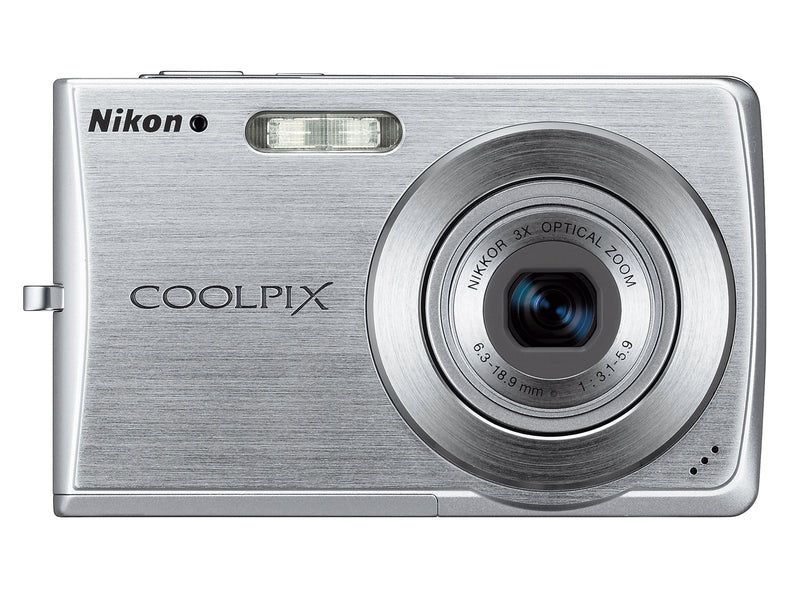 Nikon Coolpix S200 7.1MP Digital Camera with 3x Optical Zoom