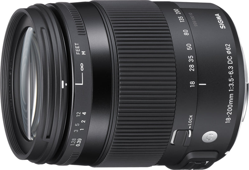 Sigma DC OS HSM Fixed-Zoom Lens