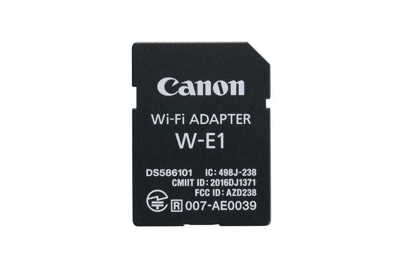 Canon Wi-Fi Adapter W-E1 (Renewed)