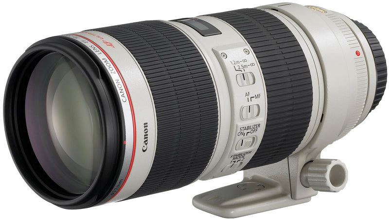 Canon EF 70-200mm f/2.8L IS II Telephoto Zoom Lens USM, Model EF70-200LIS2