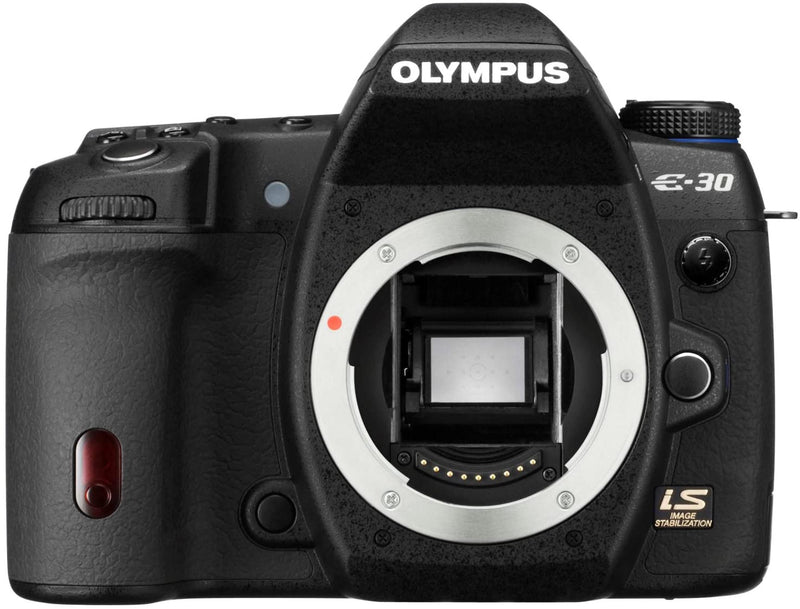 Olympus E30 12.3MP Digital SLR with Image Stabilization (Body Only) E-30-Camera Wholesalers
