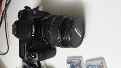 Canon EOS 40D DSLR with 17-85mm lens – Camera Wholesalers