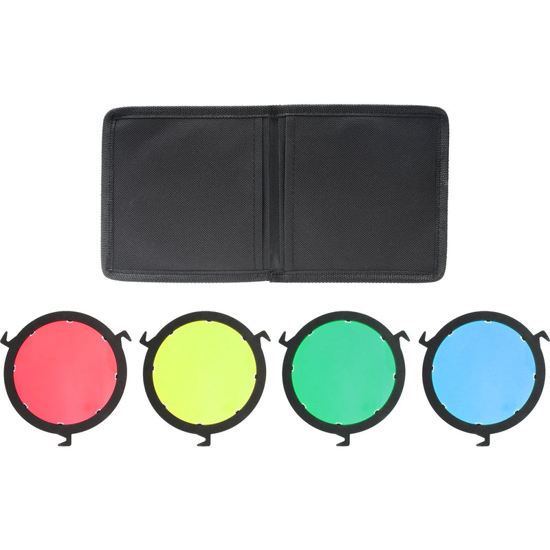 RPS Color Filter Kit (Red, Yellow, Green & Blue) for RS-5410 CooLED 20 Light