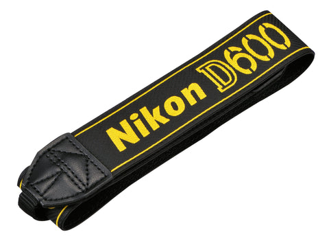 Nikon AN-DC8 Replacement Wide Neck Strap for D600 D-SLR