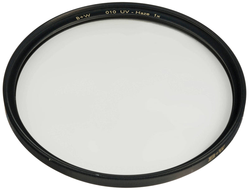 B+W Clear UV Haze with Single Coating (010)