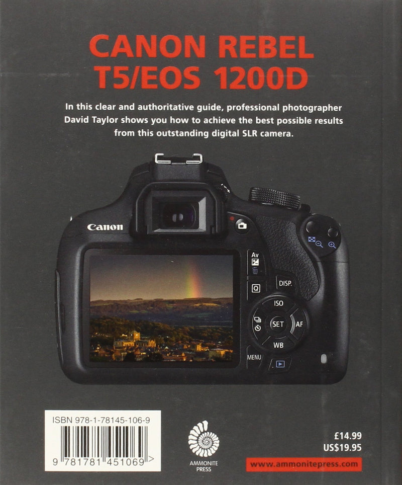Canon Rebel T5/EOS 1200D (Expanded Guides)