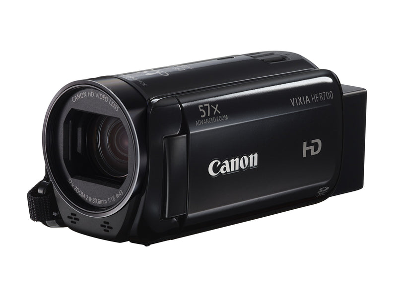 Canon VIXIA HF R700 Full HD Camcorder (Black)