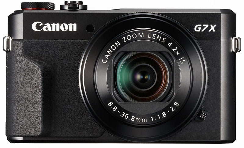 Canon PowerShot G7 X II 20.2 MP With 4.2X Optical Zoom And 3 inch LCD (Black)