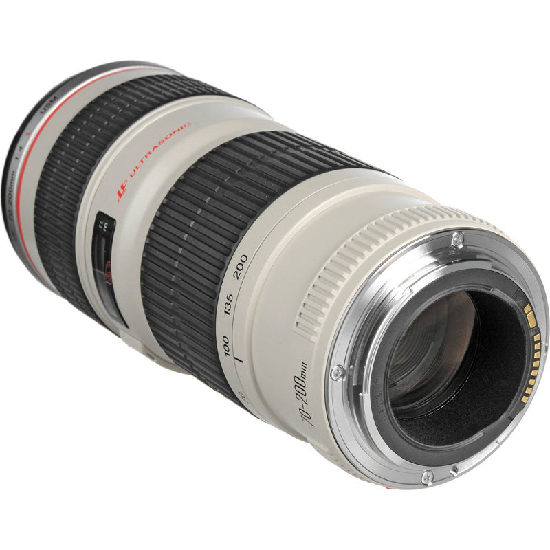 EF 70-200mm f/4L USM Telephoto Zoom Lens