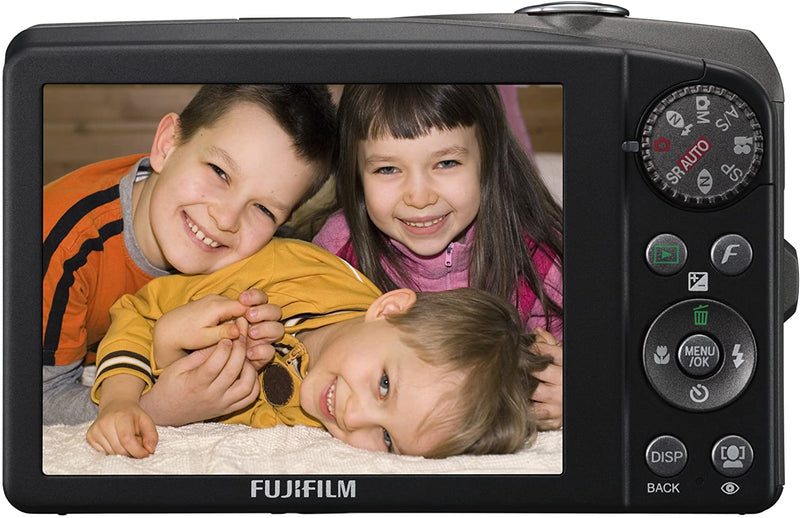 Fujifilm FinePix F60 FD Digital Camera with 3x Optical Dual Image Stabilized Zoom-Camera Wholesalers