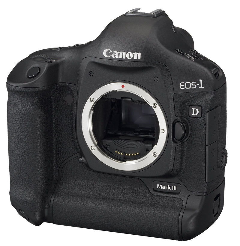 Canon EOS 1D Mark III 10.1MP Digital SLR Camera (Body Only)