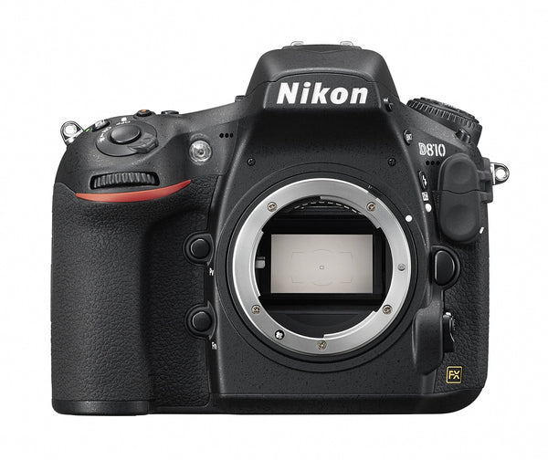 Nikon D810 FX-Format Digital SLR Camera (Body) - International Version (No Warranty)