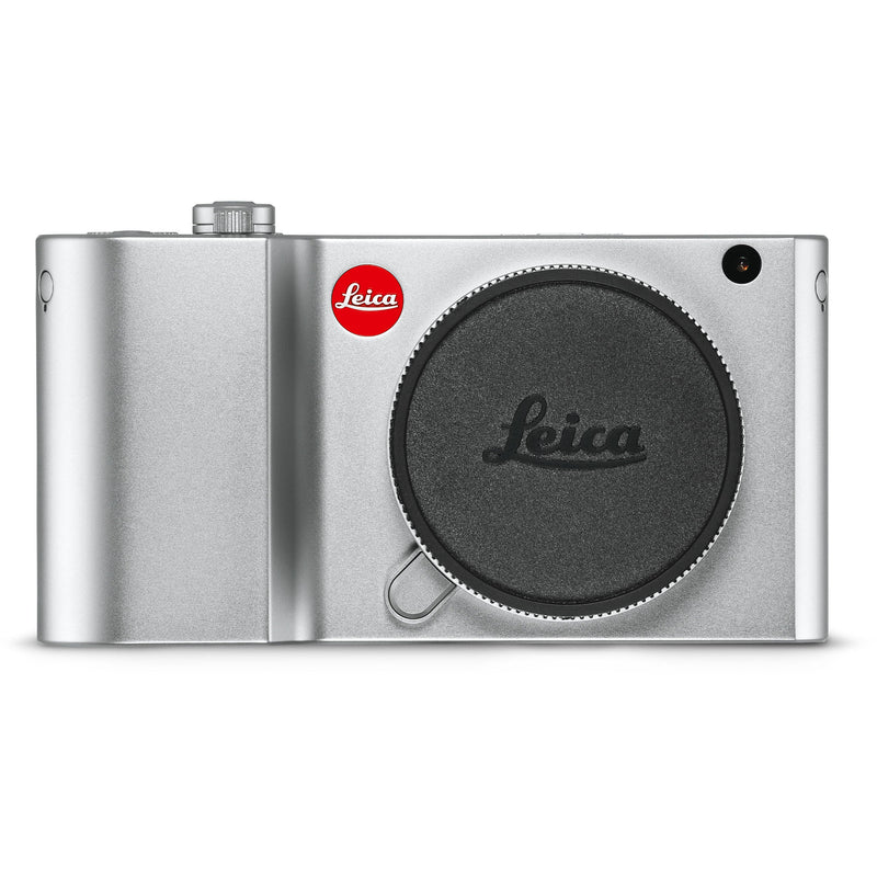 Leica TL2, Silver Anodized Finish (18188)