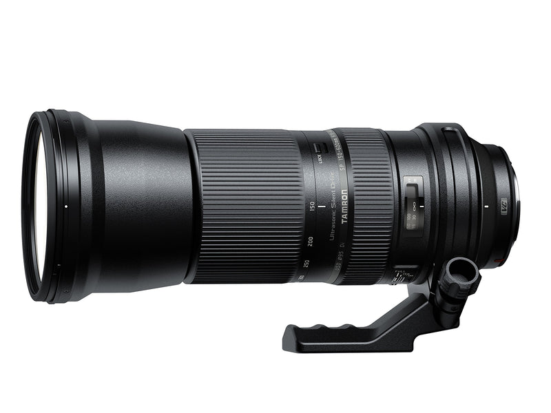 Tamron A011C-700 SP 150-600mm F/5-6.3 Di VC USD Zoom Lens for Canon EF Cameras