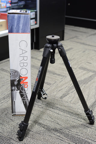 Manfrotto 442L - Bogen 3445 Carbon ONE Video Tripod.