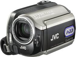 JVC Everio GZMG255 2MP 30GB Hard Disk Drive Camcorder with 10x Optical Zoom (Includes Docking Station)