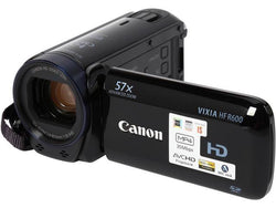 Canon Vixia HF R600 High Definition Digital Camcorder Black