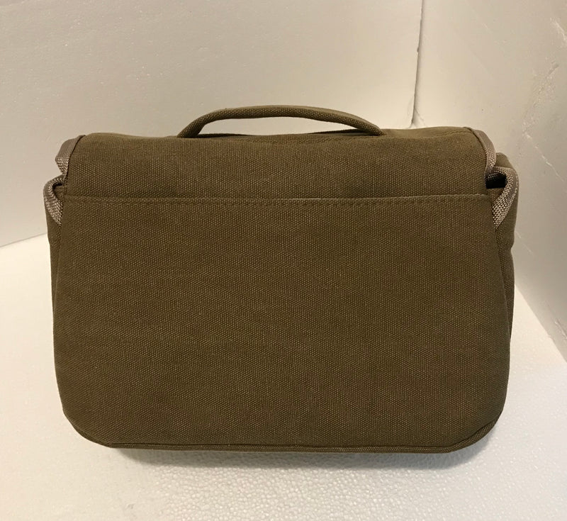 Nikon Canvas Camera Shoulder Case Bag Limited Edition (Field Tan)