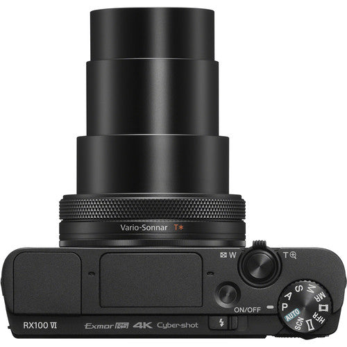 Sony Cyber-shot DSC-RX100 VI Digital Camera