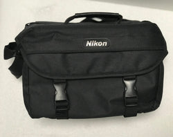 Nikon Deluxe SLR Camera Gadget Bag Case - Used Very Good
