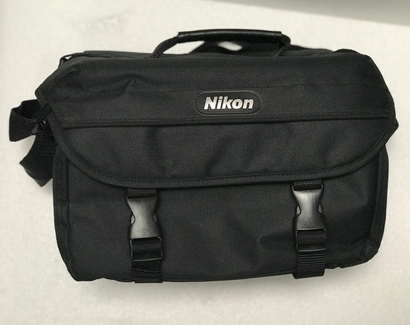 Nikon Deluxe SLR Camera Gadget Bag Case - Used Very Good-Camera Wholesalers