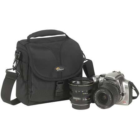 Lowepro Rezo 140 AW Digital Camera Bag (Black) Used Very Good