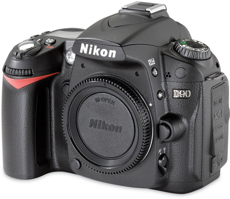 Nikon D90 12.3 MP SLR Body Only - Used Very Good-Camera Wholesalers