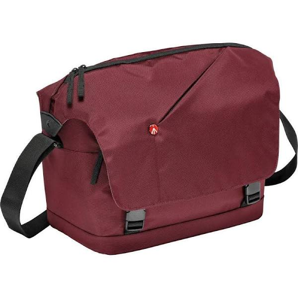 Manfrotto NX Messenger Camera Bag for DSLR/CSC (Bordeaux)