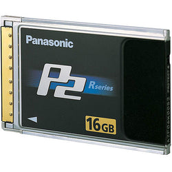 Panasonic AJ-P2C016RG 16GB P2 High Performance Card for Panasonic P2 Camcorders