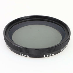 Nikon 62mm Circular Polarizing Filter