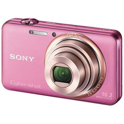Sony DSC-WX70 Cyber-shot Digital Camera - Pink