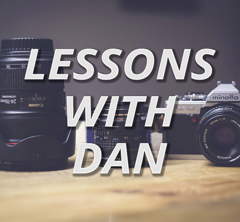 Private Photography Lessons with Dan Online