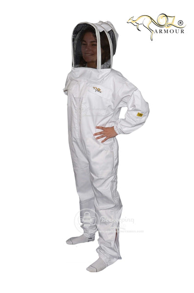 OZ Armour Poly Cotton Beekeeping Suit picture 2