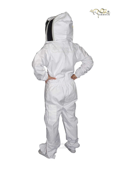 OZ Armour Poly Cotton Beekeeping Suit picture 5