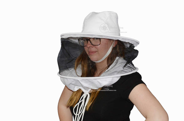 OZ Armour Round Style Veil with String picture 2