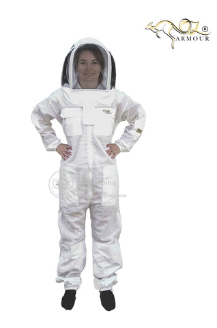 OZ Armour 3 Layer Ventilated Suit picture