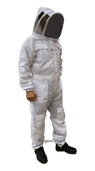 Ultra Ventilated 3 Layer Beekeeping Suit Picture3