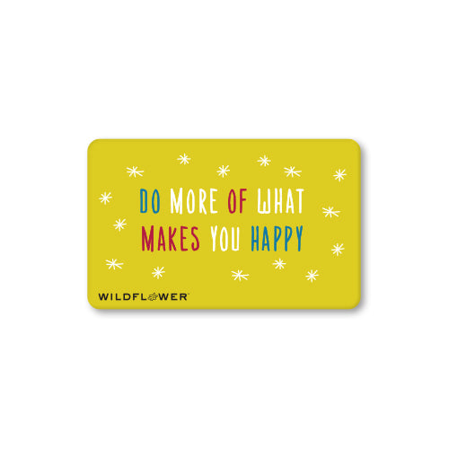 Gift Card - Happy