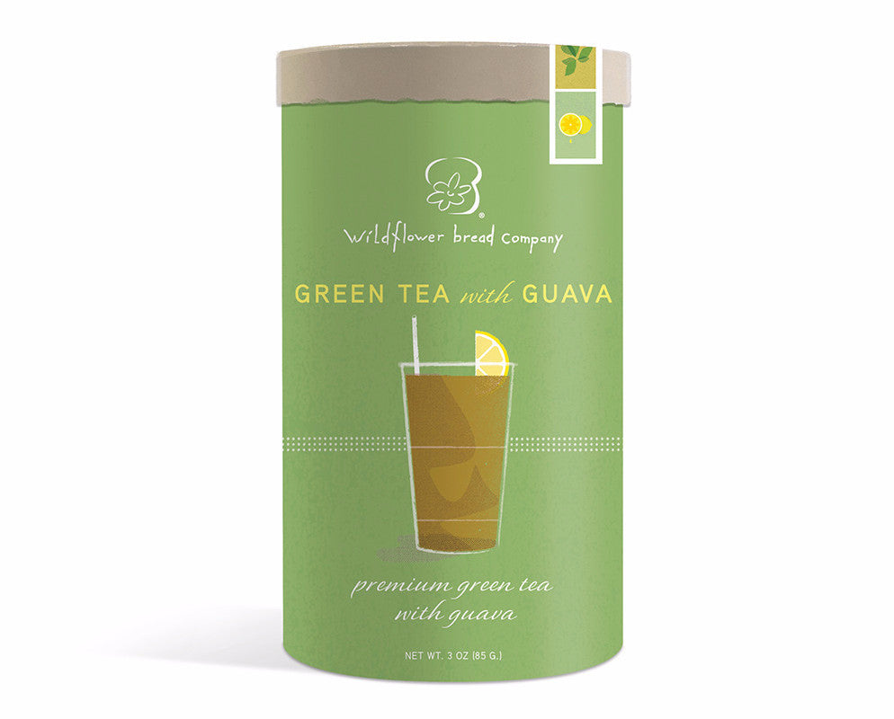 Green Tea with Guava