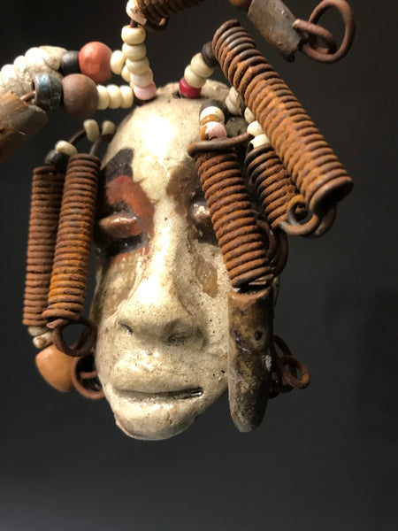 Indosa- Raku Mask