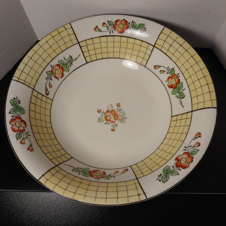 Service bowl, made in japan