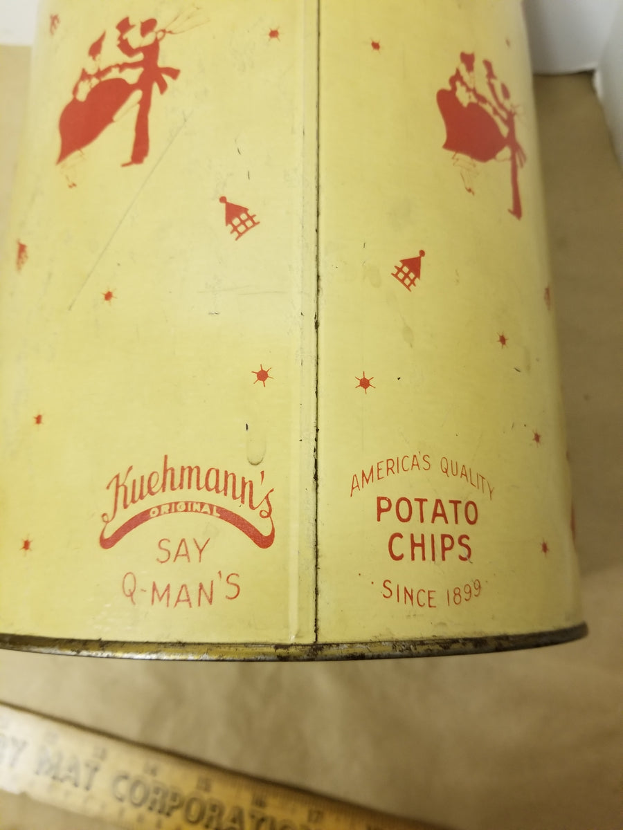 Kuehmann chip can, toledo