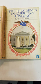The presidents in American history, beard 1965, book