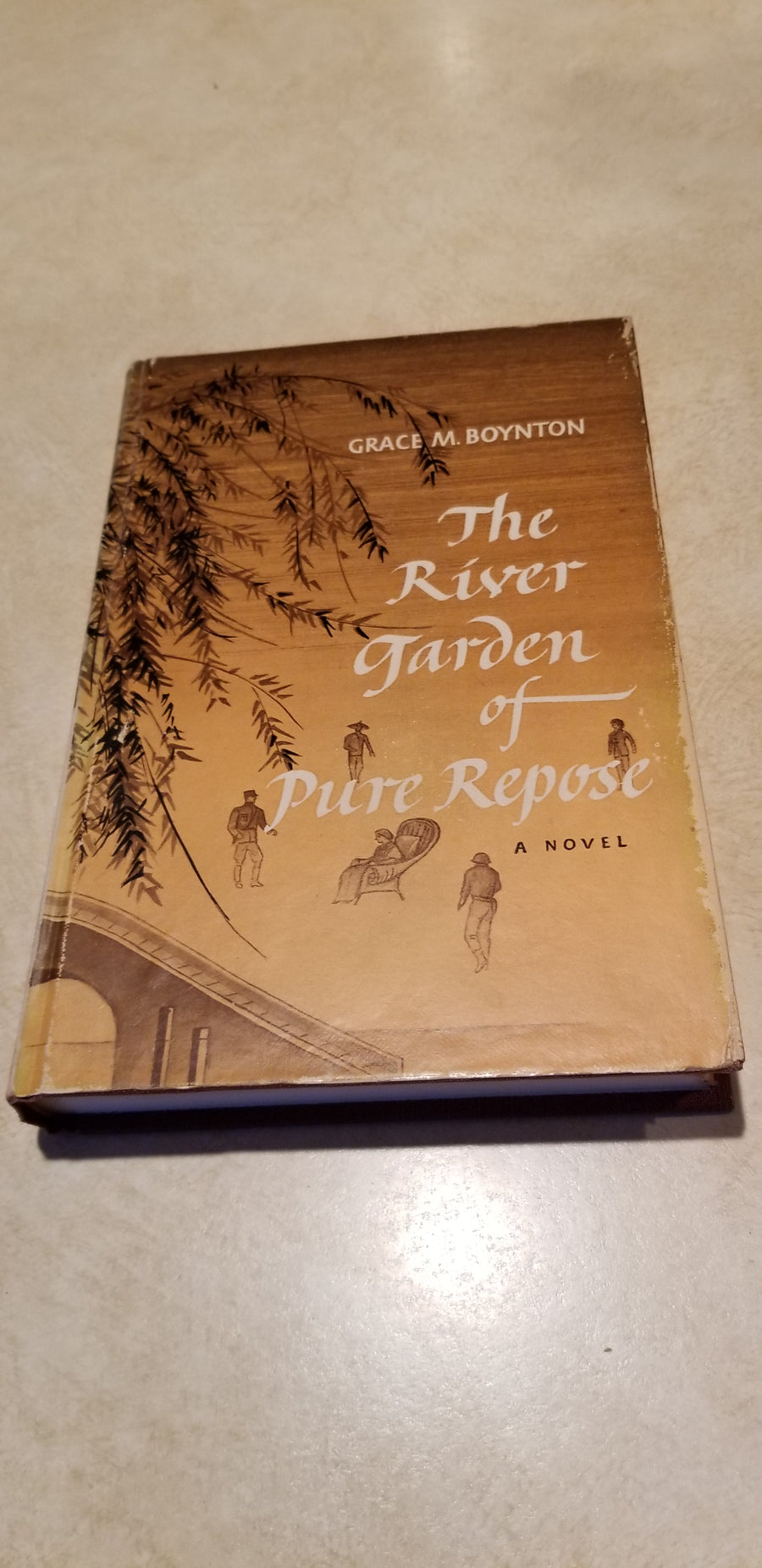 The river garden of pure repose, boynton, 1952